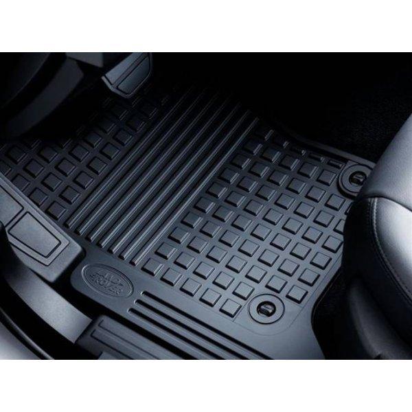 Disco 3/4 rubberen mat-set 1e/ 2e rij vanaf 2008 t/m 2012