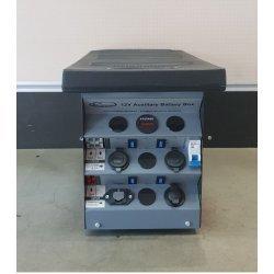 Auxiliary Battery Box 12V