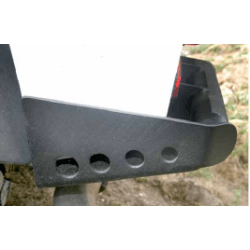 Defender 90 Heavy Duty Terrafirma bumperettes
