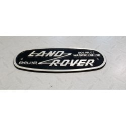 Land Rover Heritage logo 185x70mm