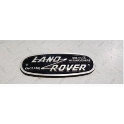 Land Rover Heritage logo 115x43mm