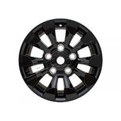 8x18 Sawtooth Style lichtmetaal Zwart