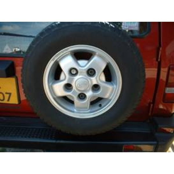 Castor alloy-wiel lichtmetaal 16 inch