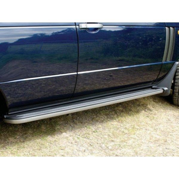 Brunel type Side Steps Range Rover L322