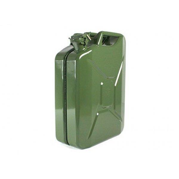 Jerrycan 20 ltr groen
