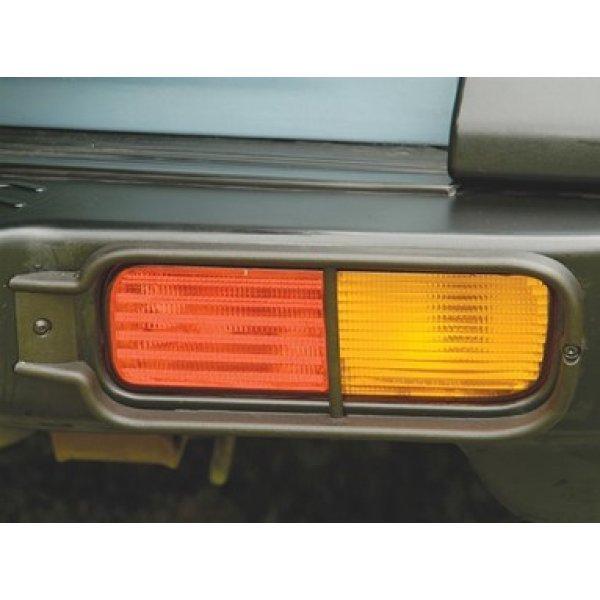 Lampbeschermers achter discovery 2 bumper