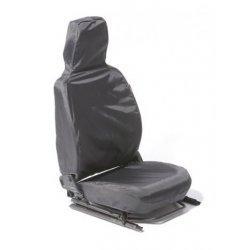 Losse stoelhoezen voorstoelen voor Defender TD4