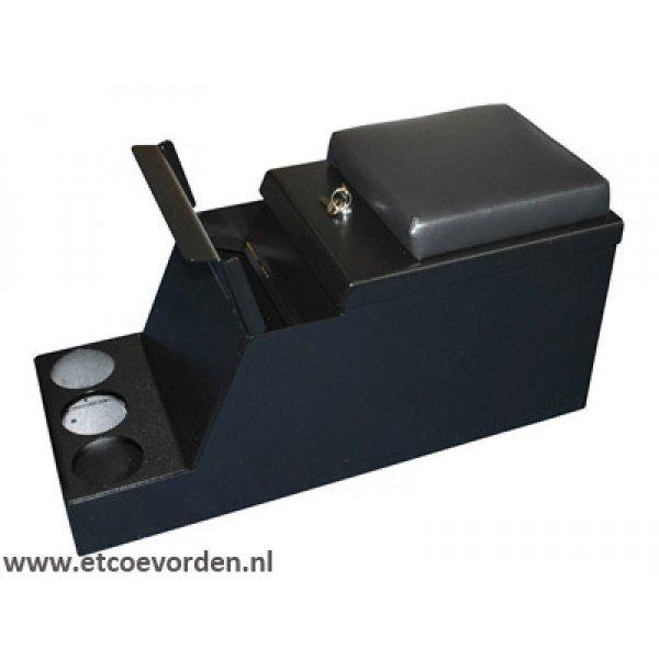 Security Box Staal Grijs