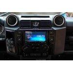 Dubbeldin radio console