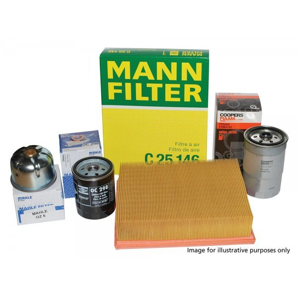Onderhoudsset Filterset Discovery 1 200TDI 2