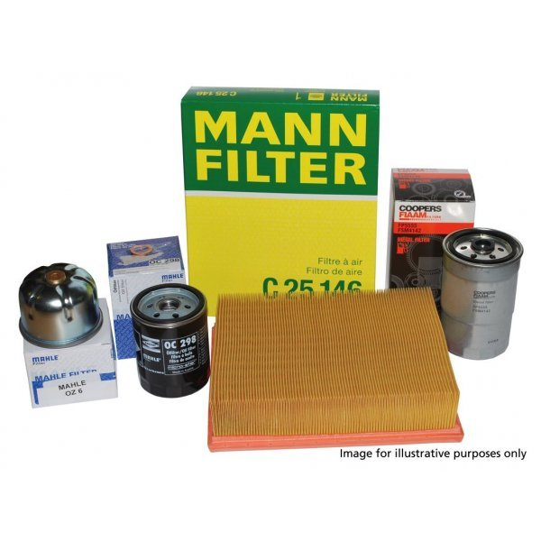 Filterpakket Freelander 1 2.0TD4 2