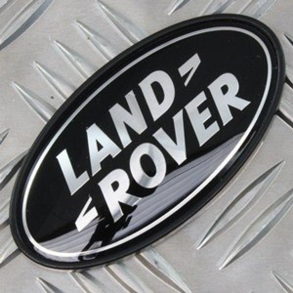Landrover logo zwart