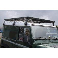 Roofrack Defender 90 grijskenteken dak