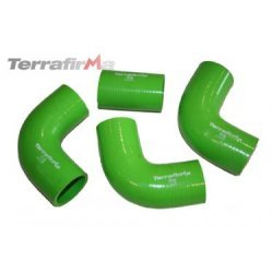 Intercoolerslangset Defender 200TDI groen