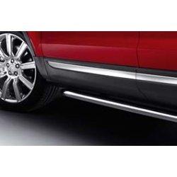 Side Bars Range Rover Evoque RVS