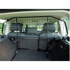 Hondenrek  Range Rover L322 Gaas Halve Hoogte Zwart