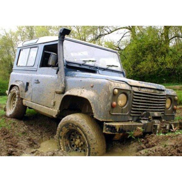 Safari Verhoogde Luchtinlaat Defender V8 1990-1994