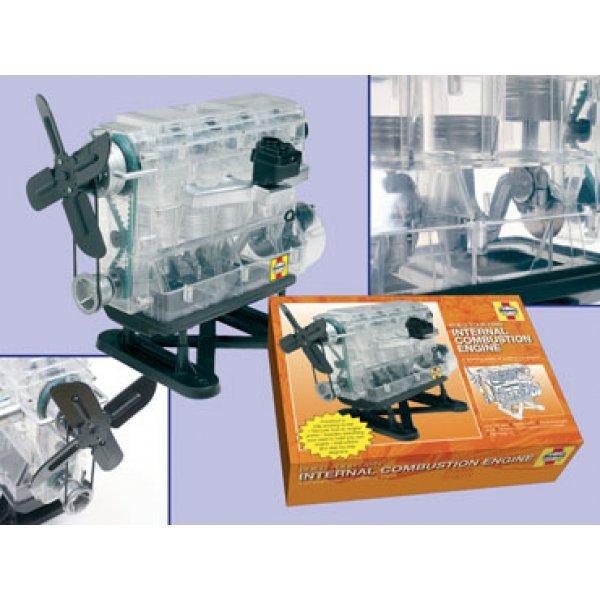 Bouwpakket werkende motor
