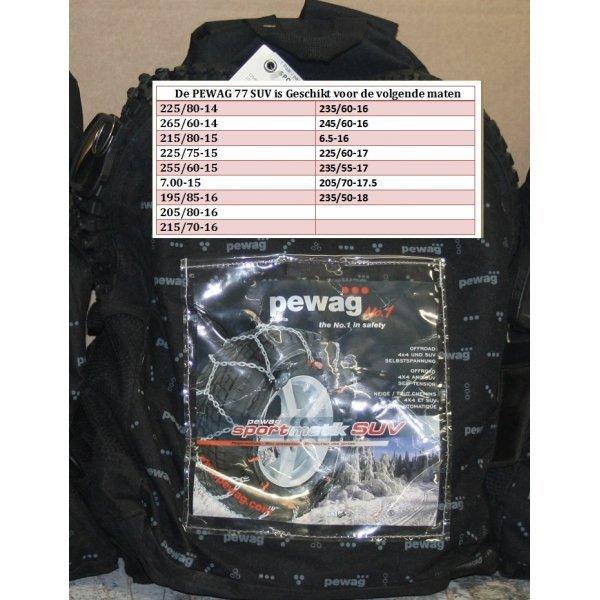Pewag Sneeuwketting SUV77