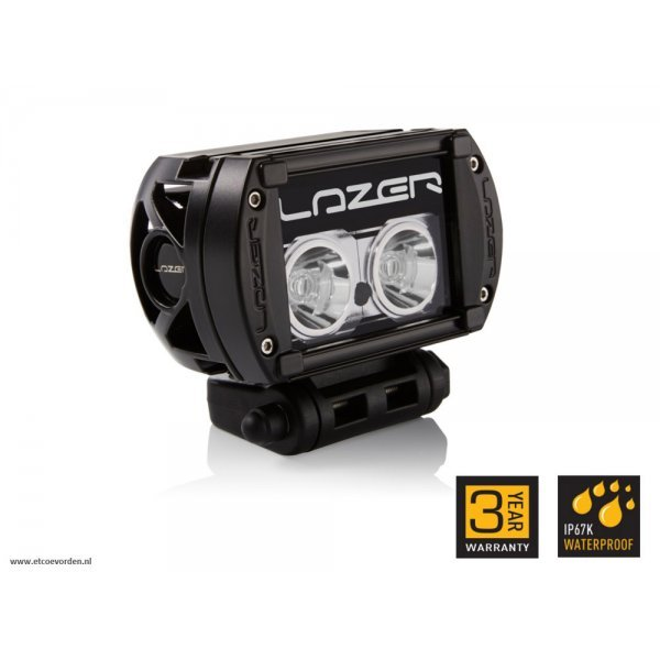 Lazer T-2 Hybrid Beam LED