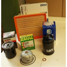 TD5 Filter kit