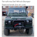 Commercial lierbumper Defender non-airco voor Superwinch Talon 9.5 en 9.5i