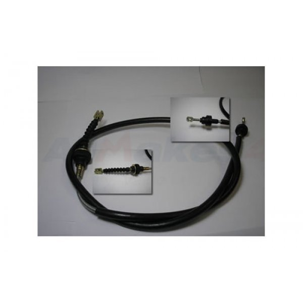 Accelerator Cable - NTC3396