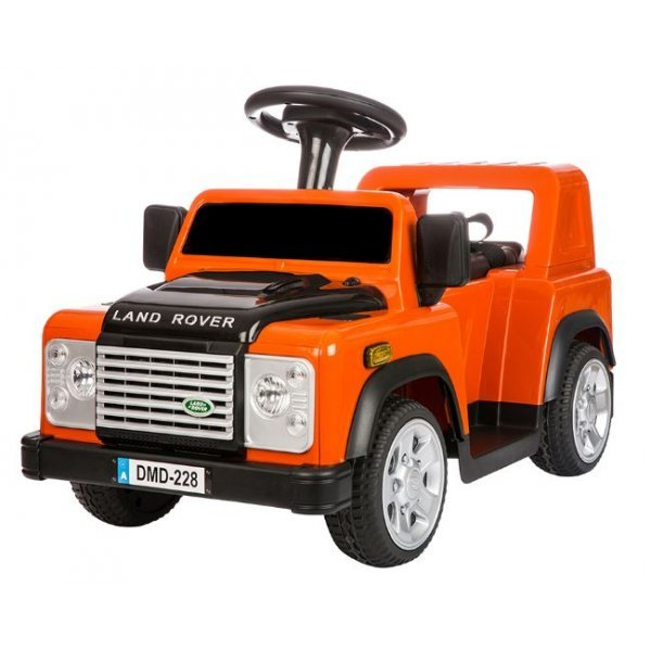 Ride On Defender Orange