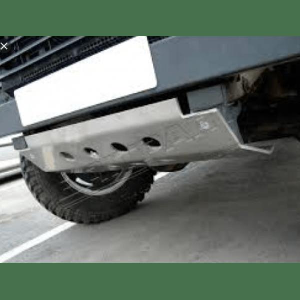 Stuurstangbeschermer Aluminium Defender