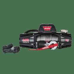 Warn VR EVO 8-S synthetische kabel