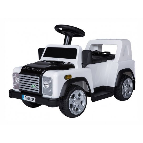 Ride On Defender White